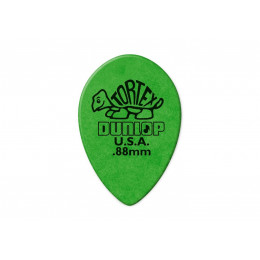 Dunlop 423R.88 Tortex Small Tear Drop Медиатор