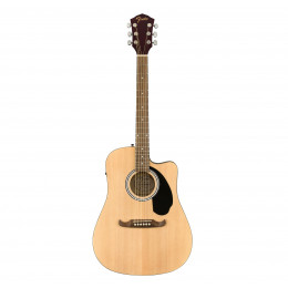 Fender FA-125CE DREAD NATURAL WN Электроакустическая гитара