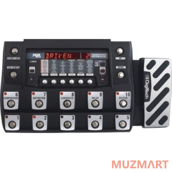 Digitech RP1000 Guitar MULTI-EFFECT Processor Гитарный процессор
