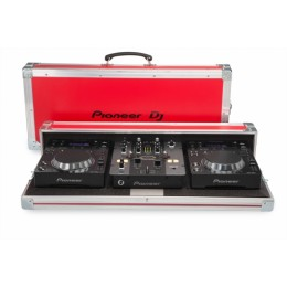 Pioneer 250 Pack Black DJ комплект