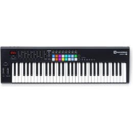 Novation Launchkey 61 MK2 Миди-клавиатура, 61 клавиша