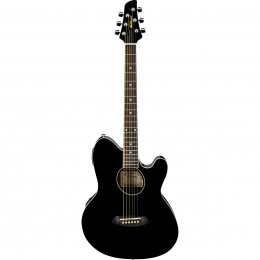 Ibanez TCY10E-BK BLACK HIGH GLOSS Электроакустическая гитара
