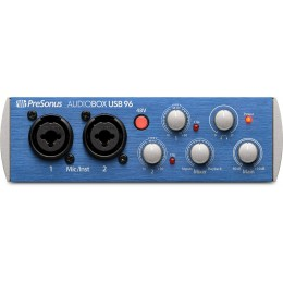 PreSonus AudioBox USB 96 Аудио/MIDI интерфейс 2х2 для РС или МАС